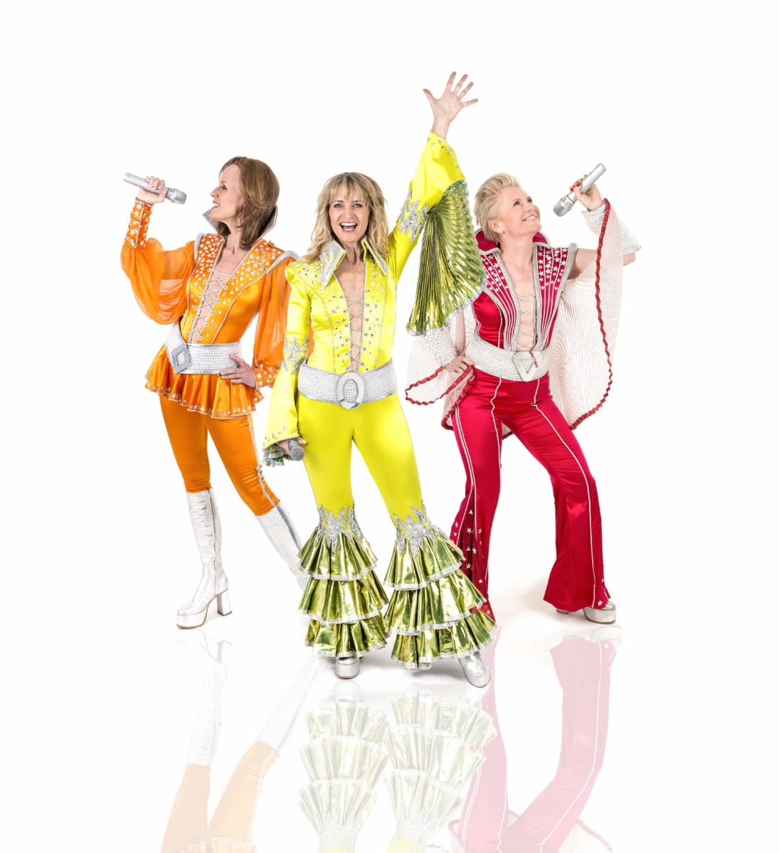 MAMMA MIA! Denmark 2020 - Donna and the Dynamos - FOTO Bjarne Stæhr
